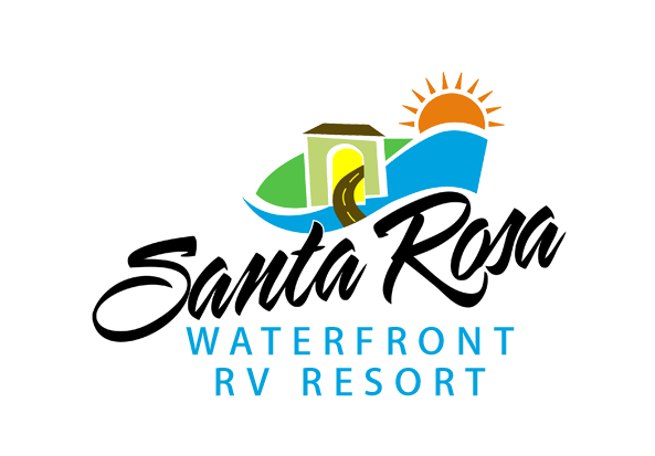 Santa Rosa RV Resort, Waterfront Recreational Vehicle Resort/Campground in Navarre, FL on the Florida Panhandle