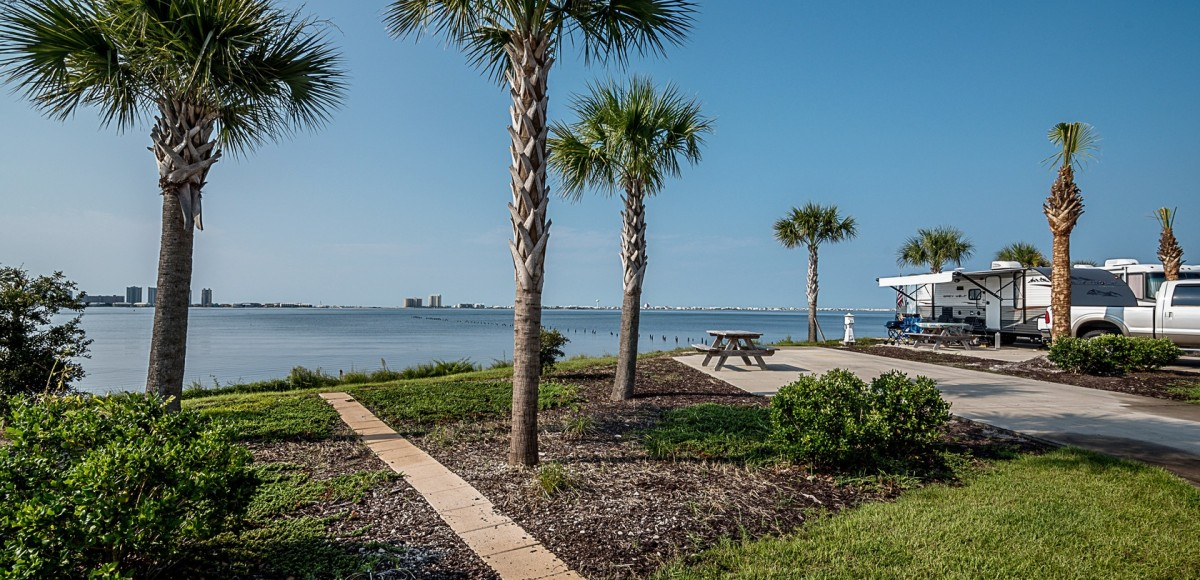 Santa Rosa Sound Beach Photo Gallery See Our Waterfront Rv