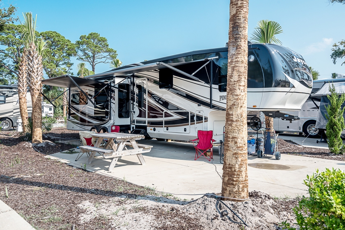 Photo Gallery See Our Waterfront Rv Resort On Santa Rosa